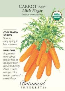 SeedPack-Carrot-BabyLittleFinger-BIsw